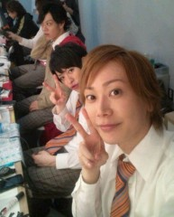 Kimeru 公式ブログ/頑張りま〜す 画像1