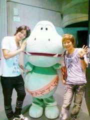 Kimeru 公式ブログ/マスコットとパシャリ☆ 画像1