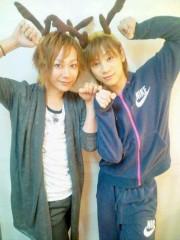 Kimeru 公式ブログ/テニミュ楽屋にて… 画像1