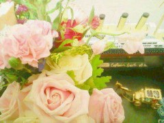 Kimeru 公式ブログ/お花とセットリスト 画像2