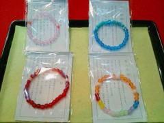 Kimeru 公式ブログ/数珠作り 画像1