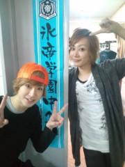 Kimeru 公式ブログ/テニミュ楽屋にて… 画像3