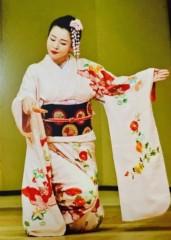 笹乃優沙 公式ブログ/師匠の大変貴重なお着物 画像1