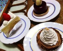 川村綾 公式ブログ/ケーキの数は!? 画像1