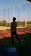 川村綾 公式ブログ/父と練習場へ 画像2