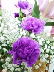 川村綾 公式ブログ/紫色のO-O-OOO 画像2