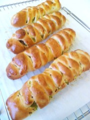 川村綾 公式ブログ/ヘルシ〜春野菜のパン 画像1