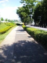 川村綾 公式ブログ/日陰探し 画像2