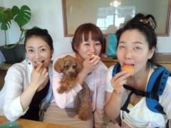 川村綾 公式ブログ/「奇跡のリンゴ」食べた〜 画像2