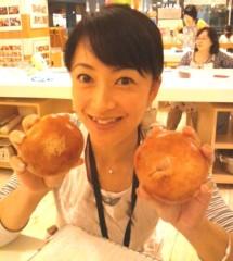 川村綾 公式ブログ/あんパン&抹茶パン 画像2