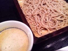 川村綾 公式ブログ/信州蕎麦 画像1