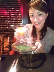 川村綾 公式ブログ/レストランのデザート 画像2