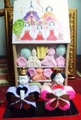 川村綾 公式ブログ/3月3日・ひな祭り 画像1
