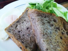 川村綾 公式ブログ/栄養満点の食パン(^O^)/ 画像1