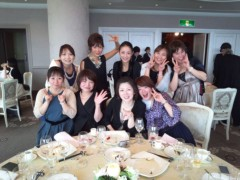 川村綾 公式ブログ/★結婚式★ 画像1