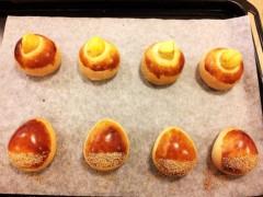 川村綾 公式ブログ/和菓子に挑戦 画像1