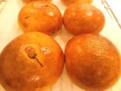 川村綾 公式ブログ/あんパン&抹茶パン 画像1