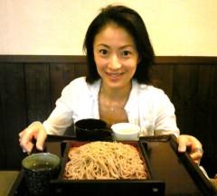 川村綾 公式ブログ/信州蕎麦 画像2