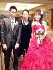 川村綾 公式ブログ/★結婚式★ 画像3