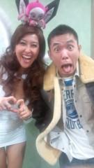 岡本夏生 公式ブログ/2011年1発目は爆笑問題さんとあけおめだっちゅーの 画像2