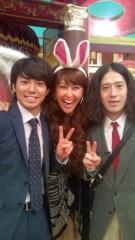 岡本夏生 公式ブログ/ピースの綾部さん又吉さん、あき竹城さんと日テレの「なるほど! 画像1