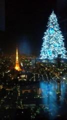 岡本夏生 公式ブログ/東京タワーとメリークリスマス…の巻 画像1