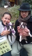 岡本夏生 公式ブログ/表参道で出逢えたワンコです。 画像1