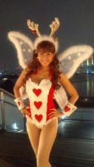 岡本夏生 公式ブログ/レインボーブリッジの妖精(爆) 画像2