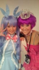 岡本夏生 公式ブログ/道重さゆみちゃんと『ハロリ』の役でガチンコ!対決の巻( 爆) 画像3