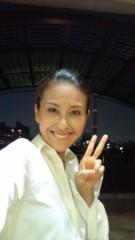 岡本夏生 公式ブログ/10/9 バックトゥーザフュチャーの告知ですからぁー 画像1