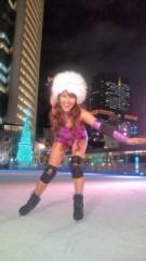 岡本夏生 公式ブログ/アイススケートリンクで大好きなみな実ちゃんと(爆) 画像1