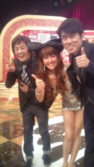 岡本夏生 公式ブログ/TBSネプチューンさんの番組と『女性セブン』の告知だよん( ハミ 画像2