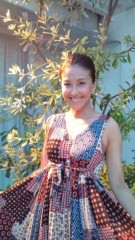 岡本夏生 公式ブログ/オールバック美魔女、私服で大人買いよ、余裕ぶっこいてますから 画像3