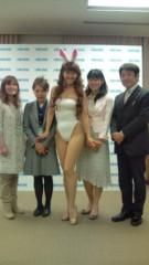 岡本夏生 公式ブログ/任天堂介護ナビDS のイベントとTBS の番組の収録行って来ました 画像3
