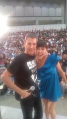 岡本夏生 公式ブログ/世界のユリ・ゲラーさんとお久しぶりーふにラブ注入の巻 画像1