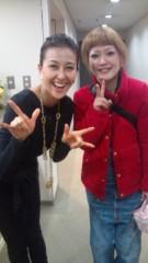 岡本夏生 公式ブログ/初めての「知っとこ」デビュー無事終了致しました。 画像3