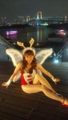 岡本夏生 公式ブログ/レインボーブリッジの妖精(爆) 画像1