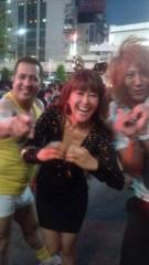 岡本夏生 公式ブログ/Tokyo、boy のロケを渋谷でケイさんとマッスルさんとハッスルハ 画像2