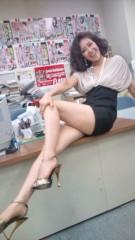 岡本夏生 公式ブログ/仙台で人生初!1200 人の『ガールズオンリートーク』してきたよ( 画像1