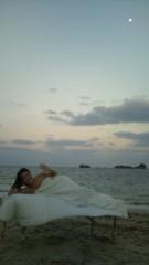 岡本夏生 公式ブログ/お月さまナーウ 画像2