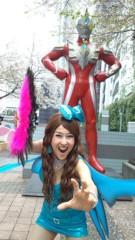 岡本夏生 公式ブログ/ウルトラマンと桜吹雪とオカマと夏生とサンジャポとおしゃれイズ 画像3