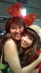 岡本夏生 公式ブログ/サンデージャポン見て欲しいのほしのあきちゃんとハグの巻 画像3