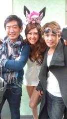 岡本夏生 公式ブログ/石田純一さんと諸星くんとブログを見てくれているアナタにラブ注 画像1
