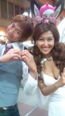岡本夏生 公式ブログ/大好きな楽しんごちゃんとラブ注入〜(爆) 画像1