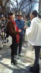 岡本夏生 公式ブログ/表参道参道につきました。 画像2