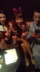岡本夏生 公式ブログ/おかまんジャパンVS あやまんJAPAN秘密のお誕生日会に乱入 画像3