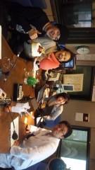 岡本夏生 公式ブログ/6時からFM横浜ラジオだよ!と山咲トオルさんとメリークリスマ 画像2