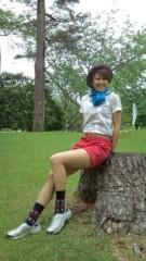 岡本夏生 公式ブログ/叙々苑カップのベストショット?パート3だよ 画像1