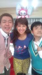 岡本夏生 公式ブログ/たけし軍団浅草キッドさん、Tokyo boyありがとう!! 画像1