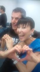 岡本夏生 公式ブログ/世界のユリ・ゲラーさんとお久しぶりーふにラブ注入の巻 画像3